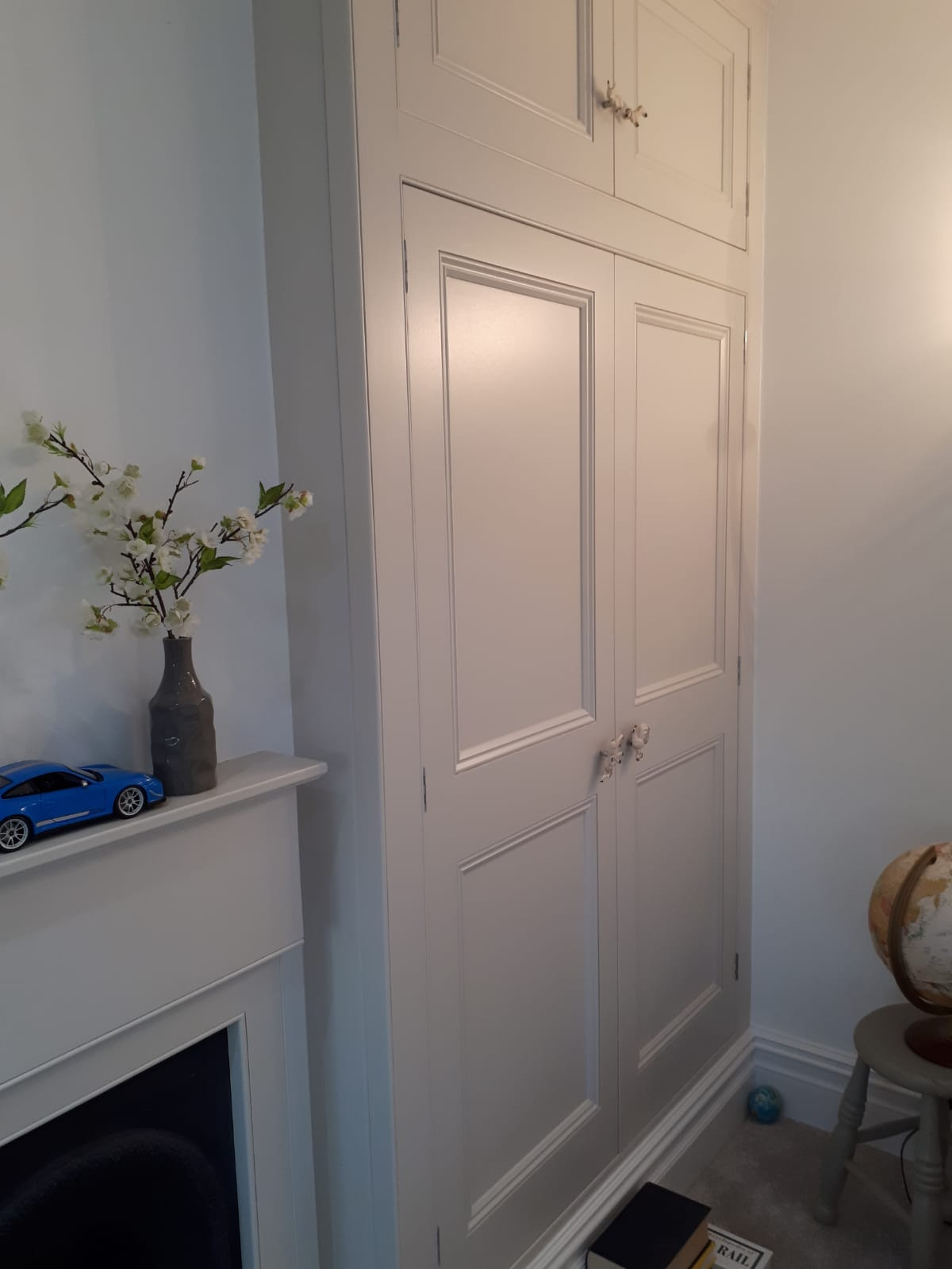 Bespoke Fitted Wardrobe in London