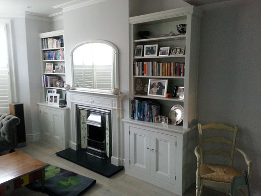 Traditional Alcove Units Essex