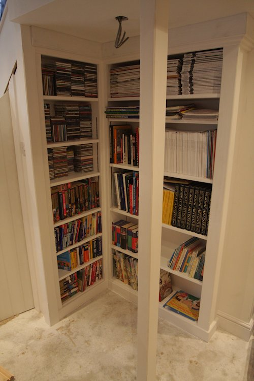 Fitted Bookcases Essex